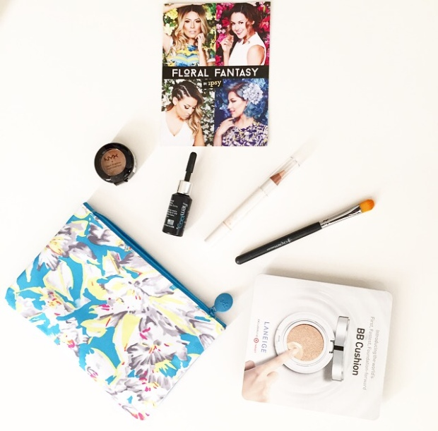 Ipsy GlamBag March 2015